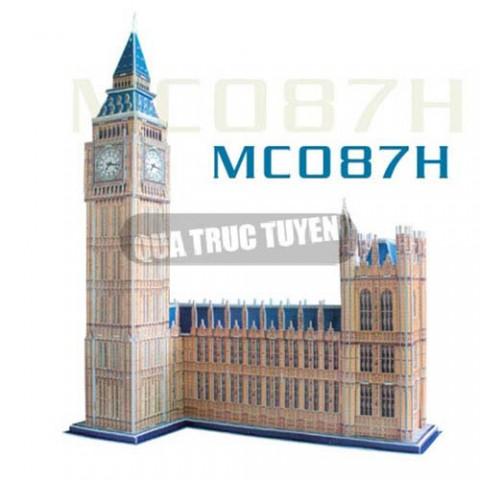 Tháp đồng hồ Bigben