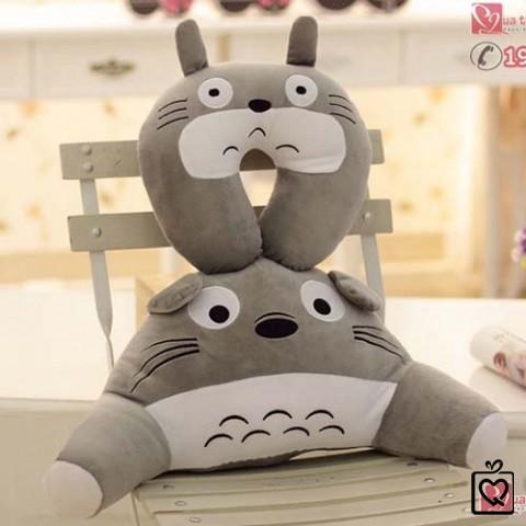 Bộ gối bông Totoro