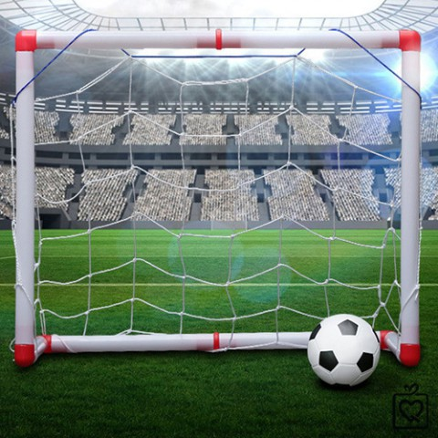 Bộ khung thành bóng đá cho bé