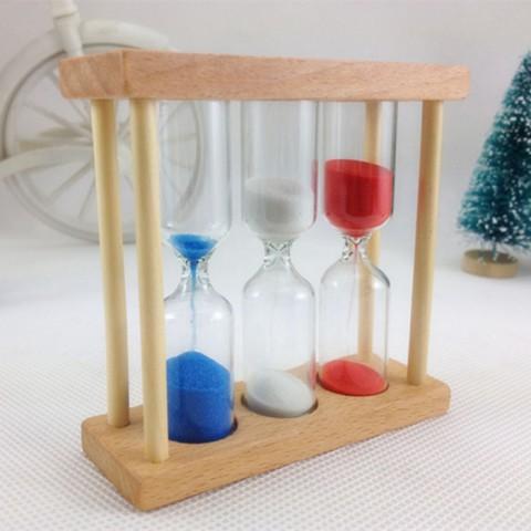 Set đồng hồ cát phút 1 phút/ 3 phút / 5 phút