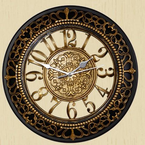 Đồng hồ treo tường phong cách hoàng gia
