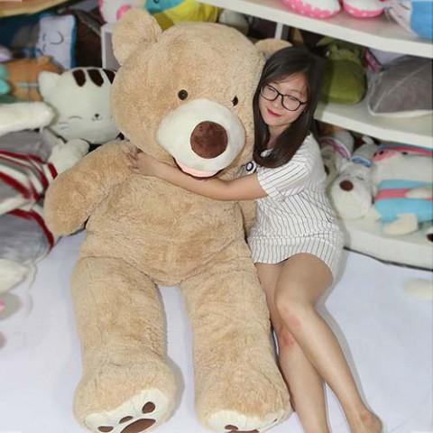 Gấu bông 1m3 khổng lồ Teddy Costco