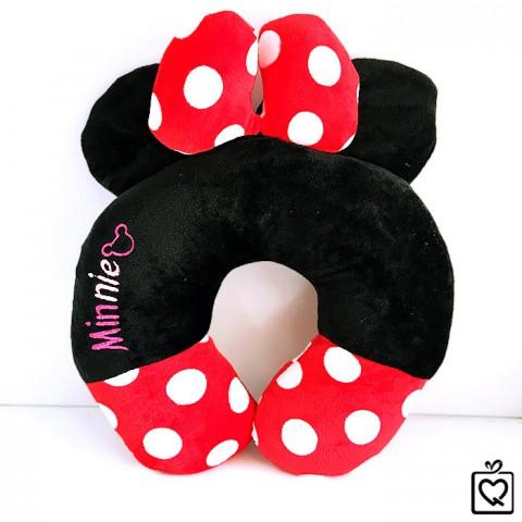 Gối kê cổ chuột Mickey/ Minnie cho bé