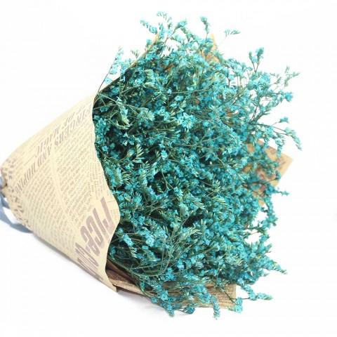 Set Hoa sao khô (hoa Baby)-xanh ngọc