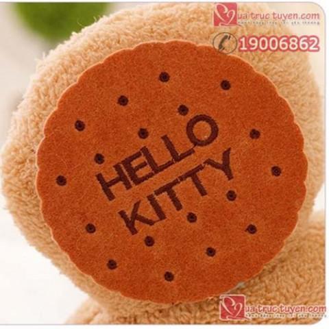 Gấu bông Hello Kitty Cookie