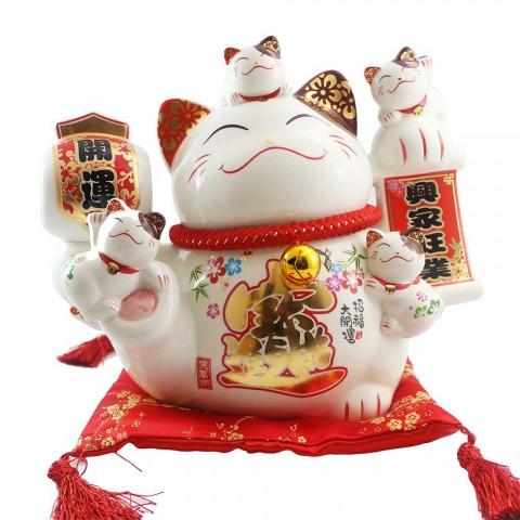 Mèo thần tài - Hưng gia vượng nghiệp 14155