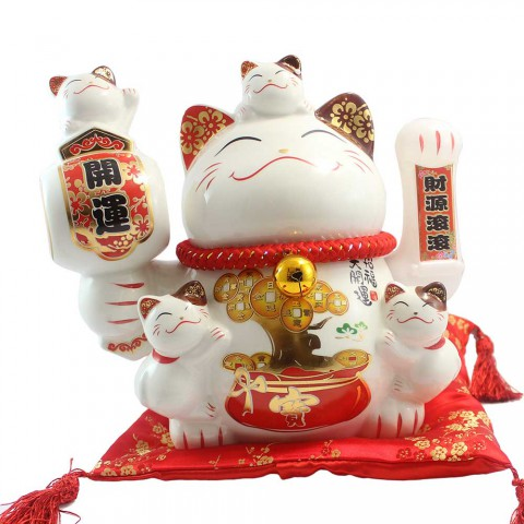 Mèo vẫy tay - Khai vận chiêu phúc 12152