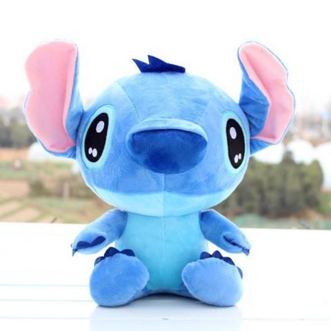 Gấu bông Stitch-xanh-60cm