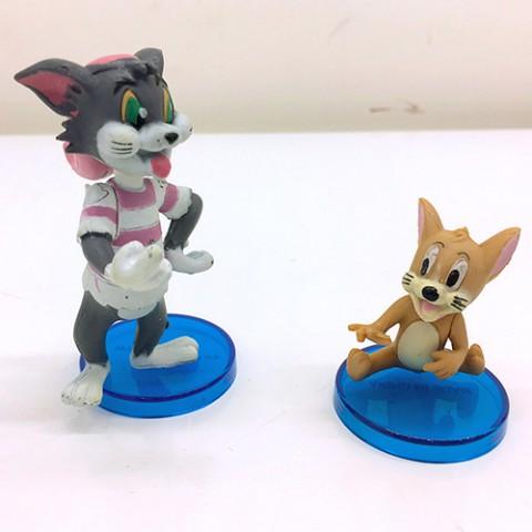 Bộ mô hình Tom và Jerry