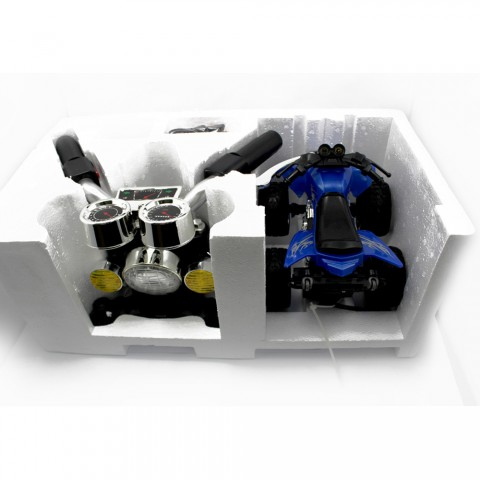 Xe mô tô điều khiển từ xa 4D Bugatti