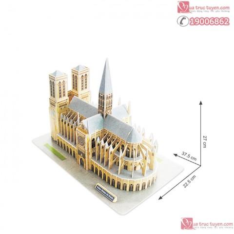 xep-hinh-3D-nha-tho-duc-ba-paris-MC054h-1